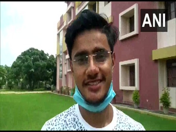 Usman Saifi, who topped Class 12 board exam, received a phone call from Prime Minister Narendra Modi on Sunday.