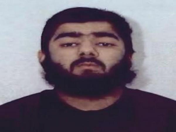 London Bridge attacker Usman Khan (File photo)