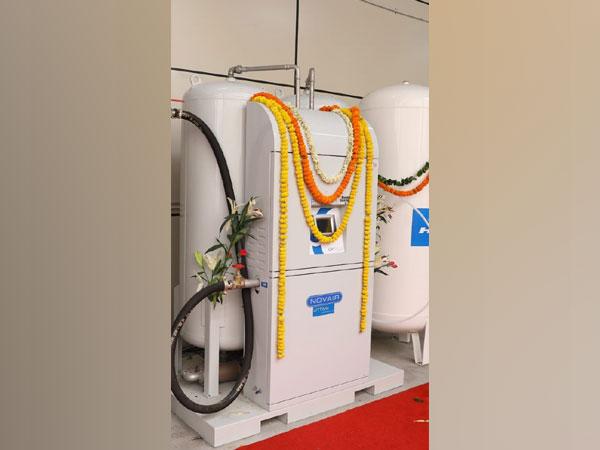 PSA Oxygen Generators installed by Uttam Group of Companies