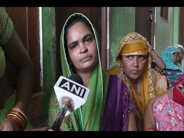 Shilpa Sharma, mother of the victim