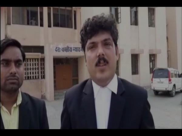 Defence lawyer Sanjay Sharma