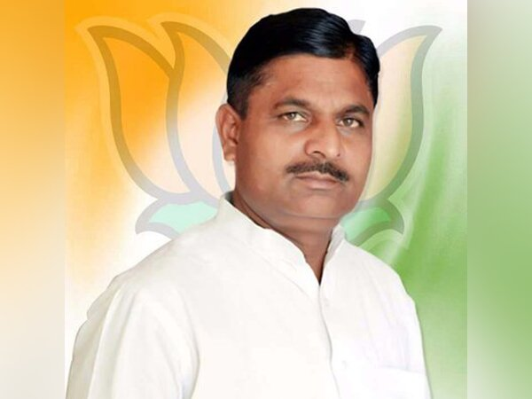 Uttar Pradesh Minister, Vijay Kashyap (Photo/Twitter)