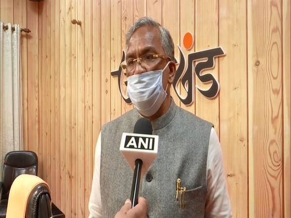 Uttarakhand Chief Minister Trivendra Singh Rawat (File Pic)