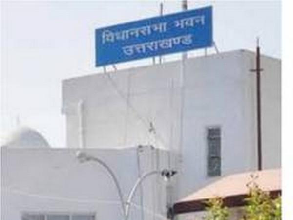 Uttarakhand Assembly (File Photo/ANI)