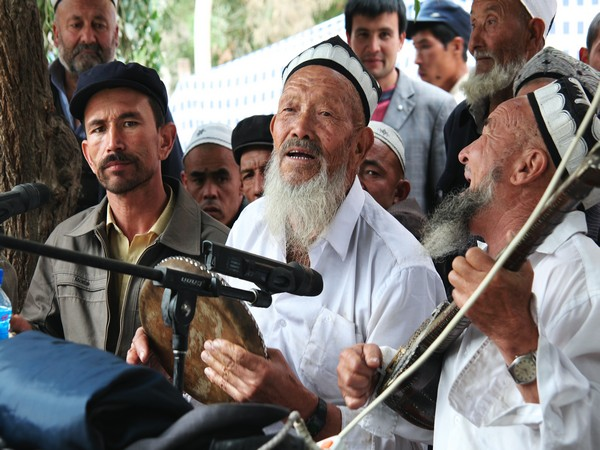 Members of the Uighur community (representative image)