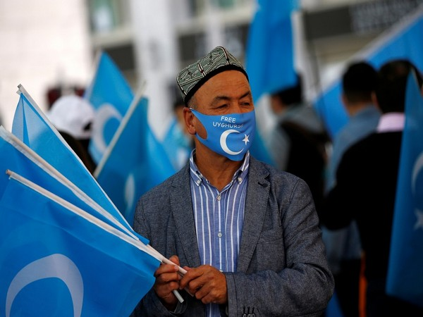 Between one to three million Uyghurs have been detained in Xinjiang.