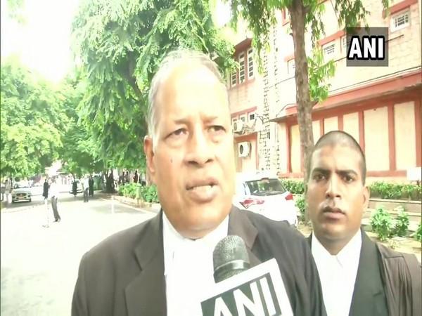 Advocate Vimal Choudhary speaks to ANI in Jaipur [Photo/ANI]