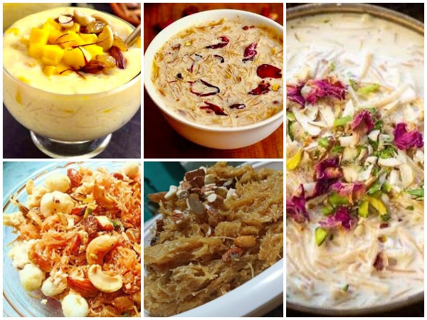 Sweet delicacies to relish on Eid-al-Fitr