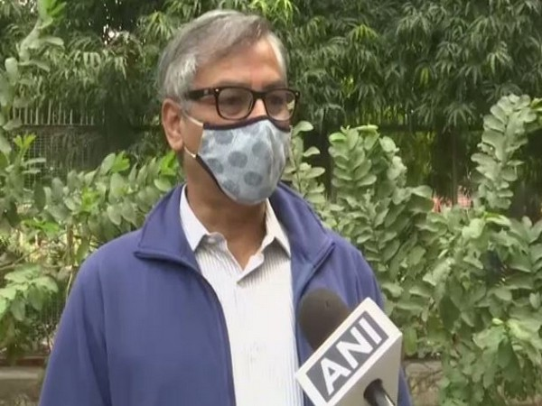 Dr Vijay Kumar Soni, Head of Environment and Research Centre, IMD (Photo/ANI)