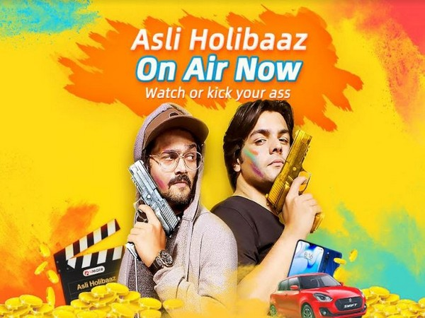 Who became #VMateAsliHolibaaz suspense ends as Bhuvan Bam-Ashish Chanchlani starrer film releases