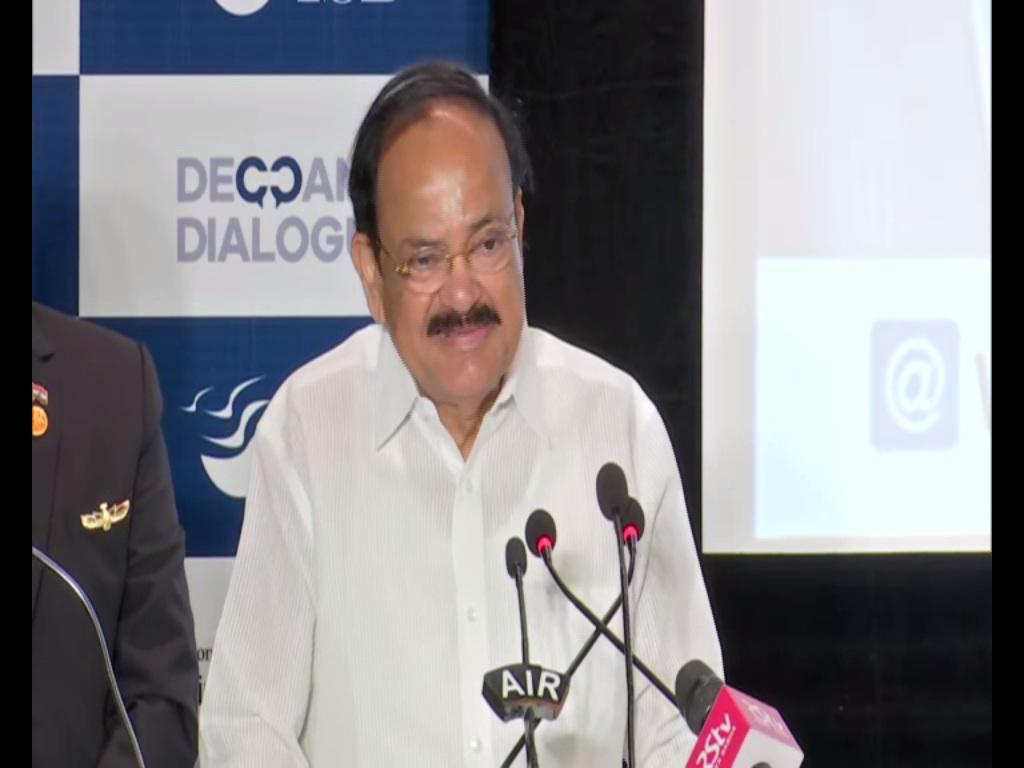 Vice President M. Venkaiah Naidu