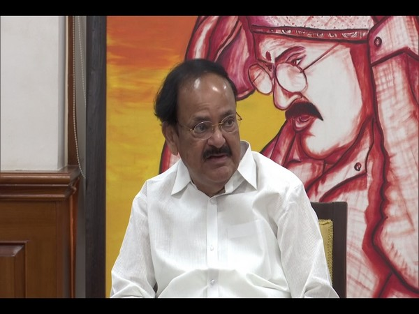 Vice President M Venkaiah Naidu (File Photo)