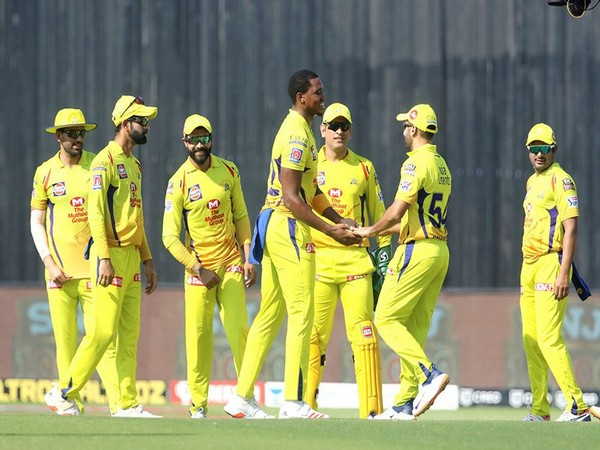 CSK in action against KXIP (Photo/ iplt20.com)