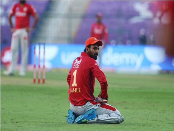 KXIP skipper KL Rahul (Photo/ iplt20.com)