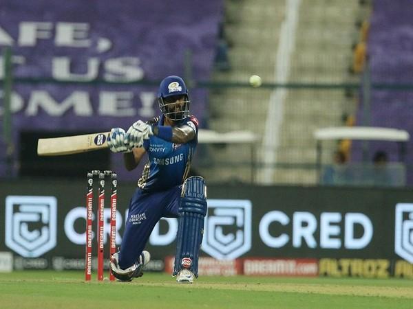 Mumbai Indians' batsman Suryakumar Yadav. (Photo/ iplt20.com)