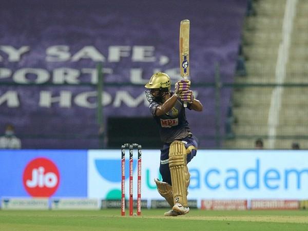 KKR batsman Rahul Tripathi. (Photo/ iplt20.com)