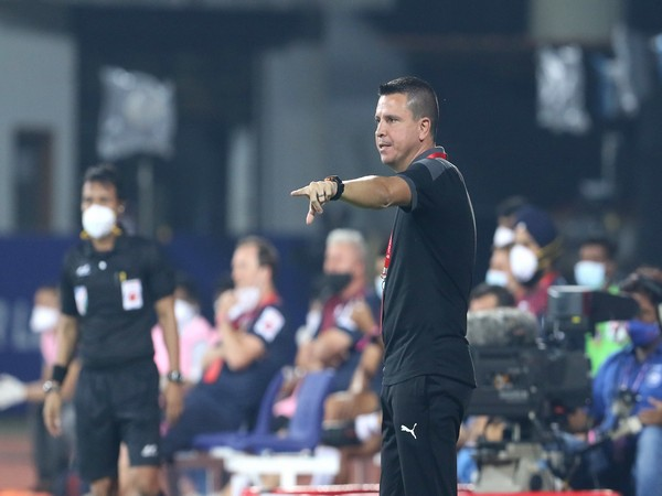 Mumbai City FC head coach Sergio Lobera (Photo/ Sportzpics)