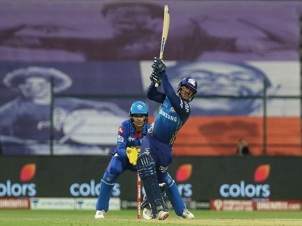 Mumbai Indians' Quinton de Kock (Photo/ iplt20.com)