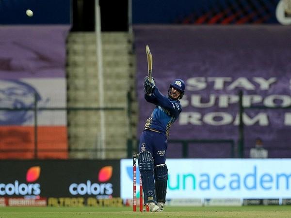Mumbai Indians' wicket-keeper batsman Quinton de Kock (Photo/ iplt20.com)