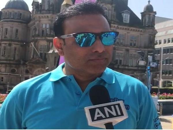 Former India cricketer VVS Laxman