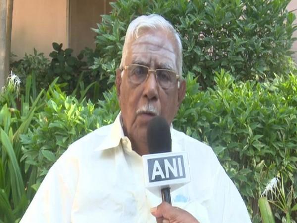 S Vedantam, President of the Tamil Nadu Vishva Hindu Parishad