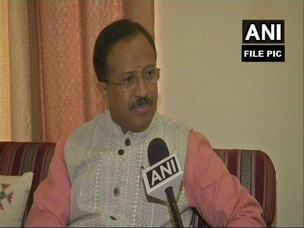 Minister of State for External Affairs V Muraleedharan.