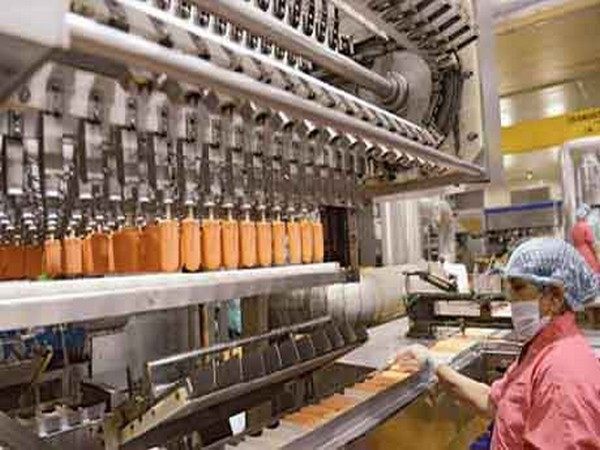 The company makes 8 lakh cups of ice-cream per day