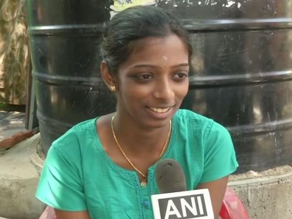 R Praggnanandhaa's sister Vaishali