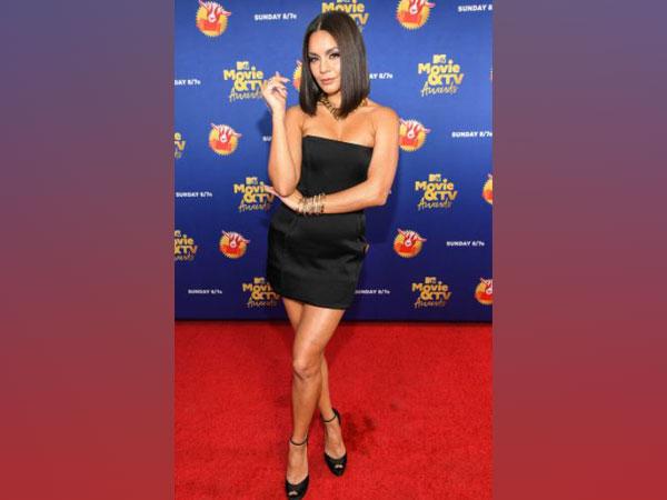 Vanessa Hudgens at MTV Movie & TV Awards