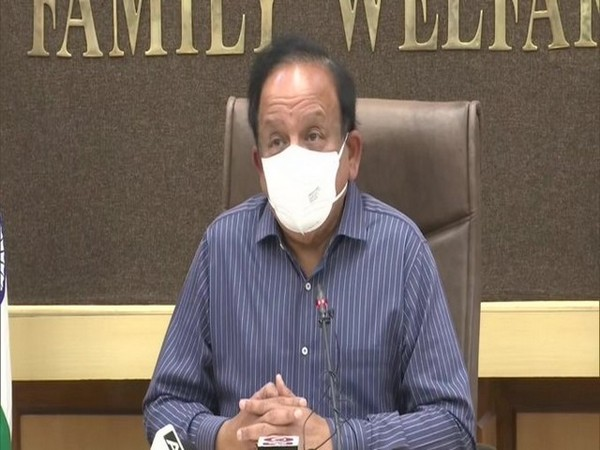 Union Health Minister Dr Harsh Vardhan. (File pic)