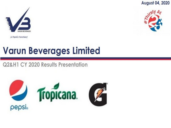 VBL has been associated with PepsiCo since 1990s.