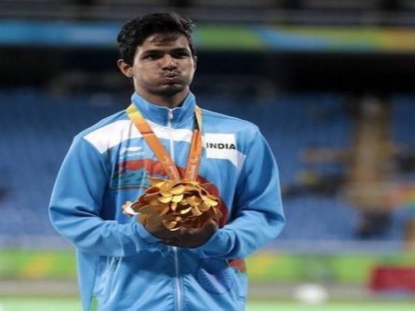 Para-athlete Varun Singh Bhati (Photo/Varun Bhati Twitter)