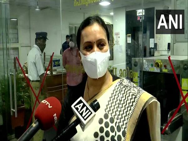 Kerala Health Minister Veena George (Photo/ANI)