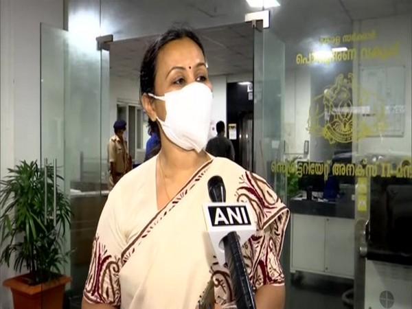 Kerala Health Minister Veena George. (File Pic)