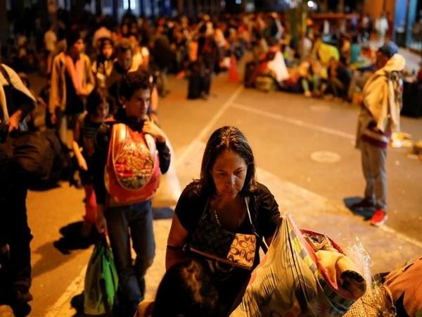 Venezuelan migrants (File photo)
