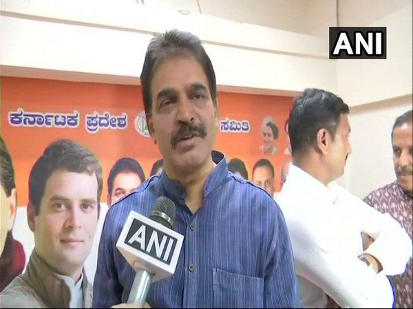 Karnataka Congress In-charge, KC Venugopal (File Photo/ANI)