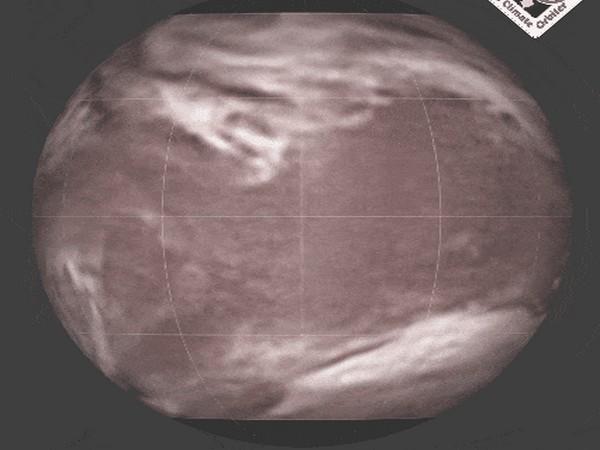 Venus (Image Source: J.Peralta 2020 JAXA)