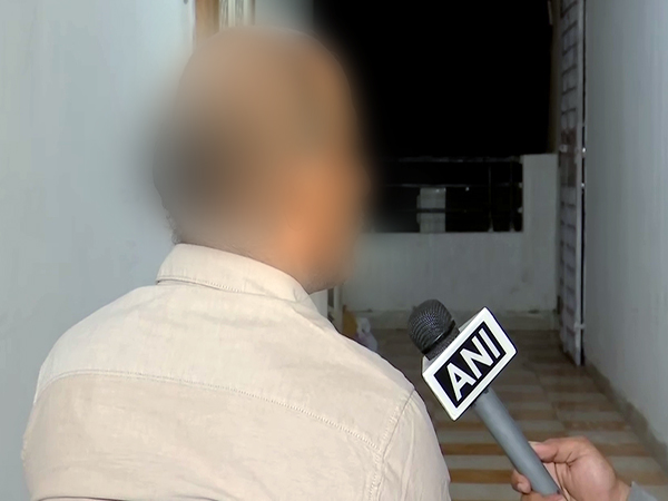 The victim's father spoke to ANI on Tuesday in Hyderabad. Photo/ANI