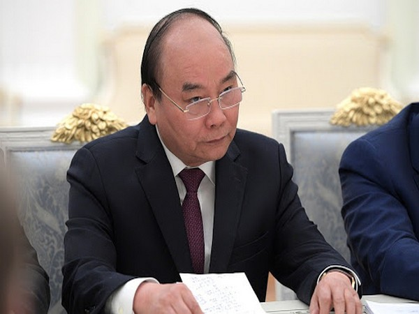 Vietnam President Nguyen Xuan Phuc
