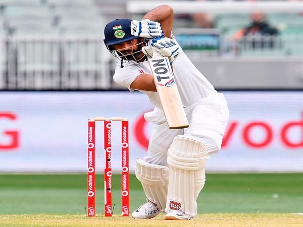 India batsman Hanuma Vihari (Photo/ ICC Twitter)