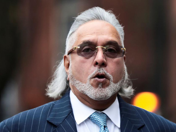 Embattled liquor tycoon Vijay Mallya (File photo)