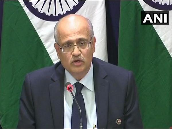 Foreign Secretary Vijay Gokhale (File Photo)
