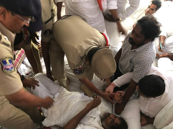 Bhatti Vikramarka calls off his strike