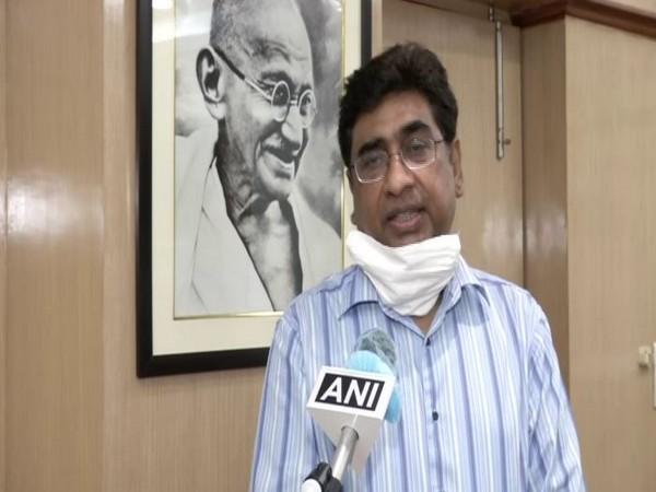 Railway Board Chairman Vinod Kumar Yadav (File Photo)