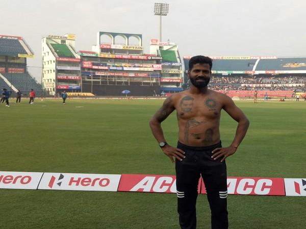 Virat Kohli's fan Pintu Behera