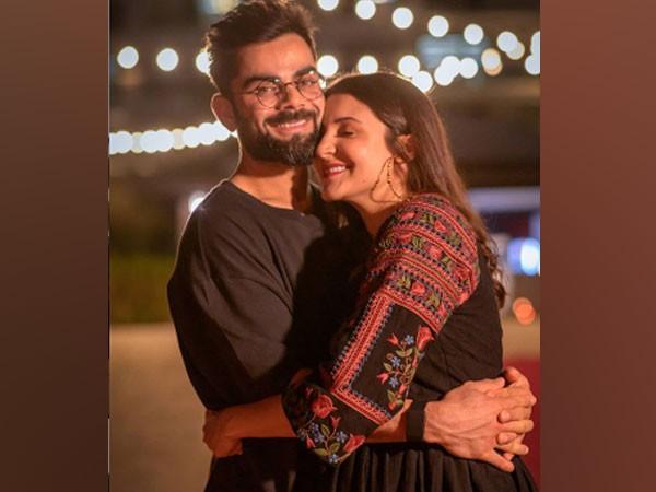 Virat Kohli and Anushka Sharma (Image Source: Instagram)