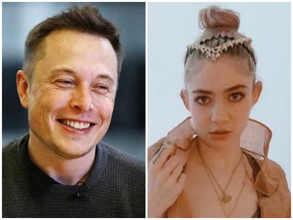 Elon Musk, Grimes (Image courtesy: Instagram)