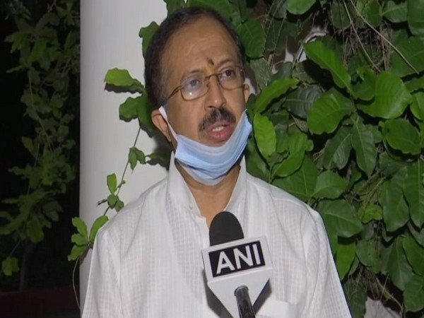 MoS for External Affairs V Muraleedharan. (File photo)