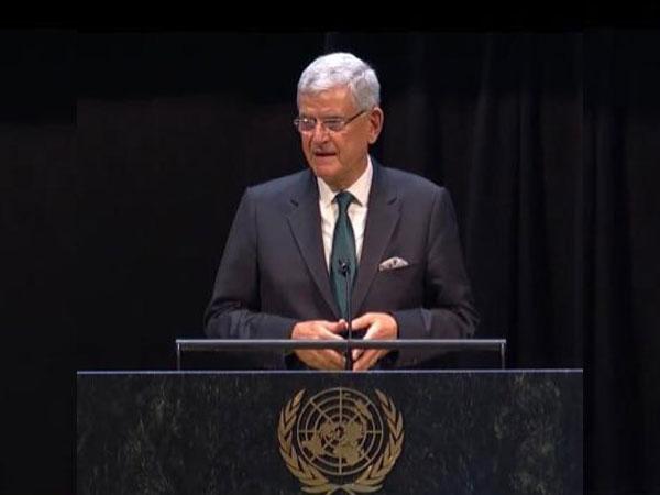 United Nations General Assembly President Volkan Bozkir (Photo Credit: Twitter)