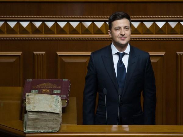 Ukrainian President Volodymyr Zelenskyy (File photo)